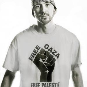 Quincy Davis Palestine Lighter